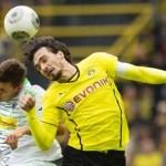 El regreso del capitán del Borussia Dortmund más cerca