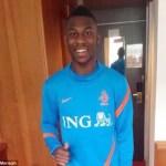 Van Gaal quiere firmar a una promesa del Ajax que tiene 16 años