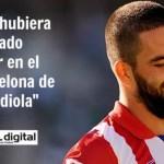 Arda Turan pasa del FC Barcelona actual