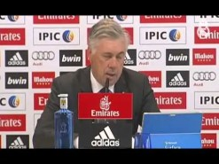 """Chicarito"" el nuevo delantero de Ancelotti"