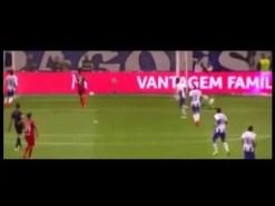 El nuevo fichaje del Real Madrid se despide de Portugal a ritmo de gol (Vídeo)