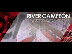 El soberbio taconazo con el que River Plate tumbó al Sevilla FC (video)