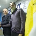 El Villarreal presenta el nuevo lema de sus camisetas (foto)