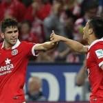 Un ex del Sevilla debuta con buen pie en la Bundesliga goleando al Borussia Dortmund