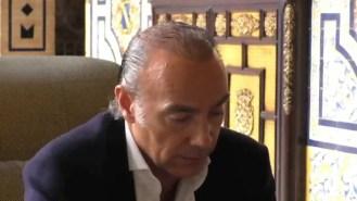 Los planes de Luis Oliver cuando vuelva al Real Betis (video)