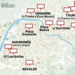 Imposible perderse la final de Copa si vives en Bilbao