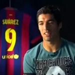 El nuevo 9 del Barça pasa por el confesionario