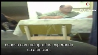 Un médico pasa de su paciente por ver el FC Barcelona – PSG (vídeo)