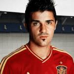 David Villa quire volver a la selección