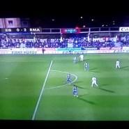 Video GOL: Cristiano Ronaldo encarrilla el partido en Ipurúa