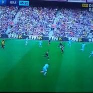 Video Gol: Neymar marca el 3-0 frente al Granada CF