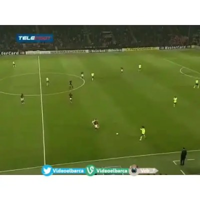 "Video histórico: cuando Ronaldinho ""humilló"" a Pirlo"