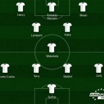 Ronaldinho revela su 'once' ideal de la Champions League