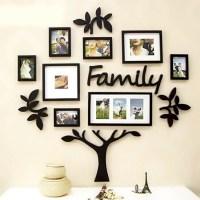 Frame Set Family Tree Acrylic Wall Art - Elifor Online ...