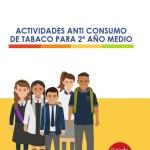 Actividades anti consumo de tabaco 2° medio, MINSAL