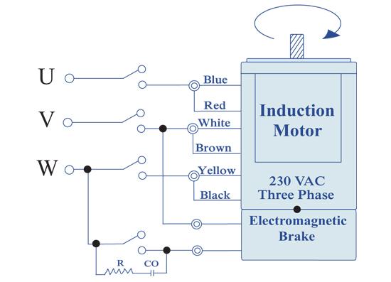 Electromagnetic Brake Motor 25 watt, Manufacturer, Pune, India