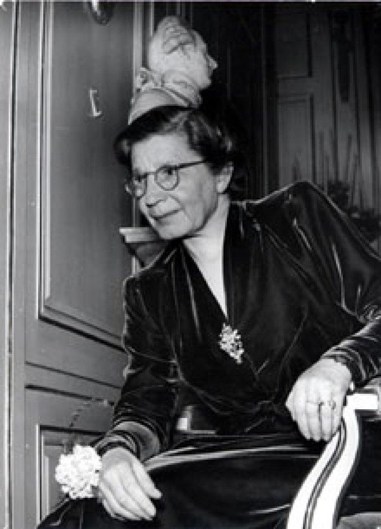 Invald i Svenska Akademien 1944