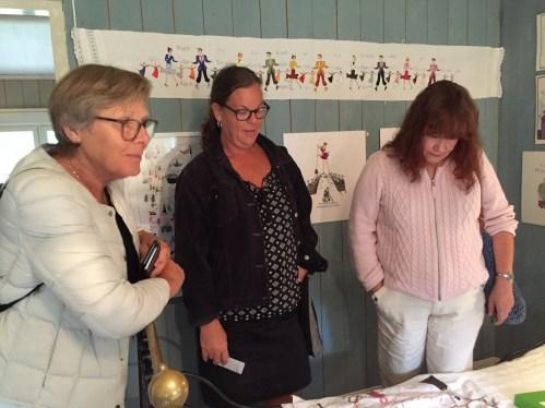 Världsbroderidagen firades på Lilla Björka med många besökare.