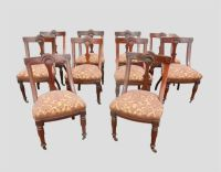 Antique Victorian Dining Chairs | Antique Furniture