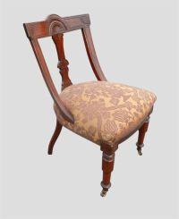 Comfortable Set 10 Original Antique Mahogany Victorian ...