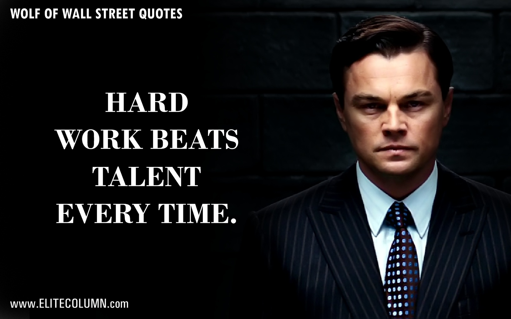 Money Making Quotes Wallpapers 12 Epic Leonardo Dicaprio Quotes From Quot The Wolf Of Wall