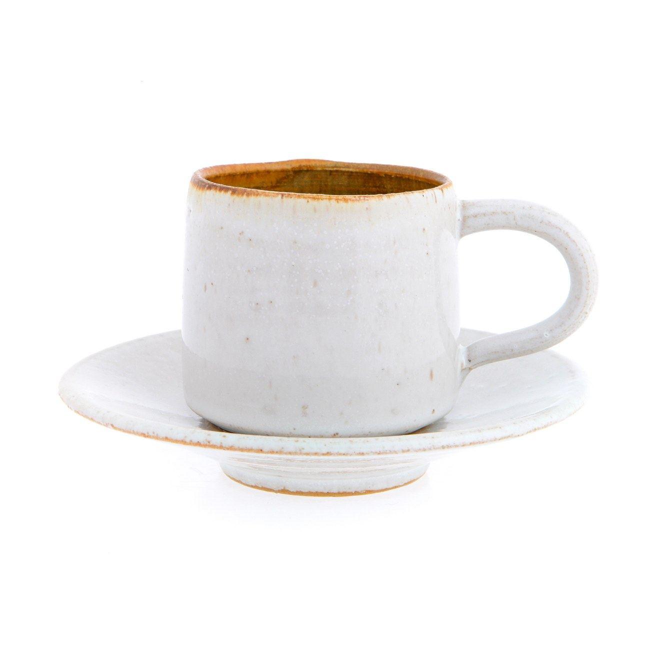 Indulging Saucers Tea Cup Saucer Handmade Brown Tea Or Coffee Cup Tea Or Coffee Cup Saucer Handmade Tea Cups furniture Modern Tea Cup