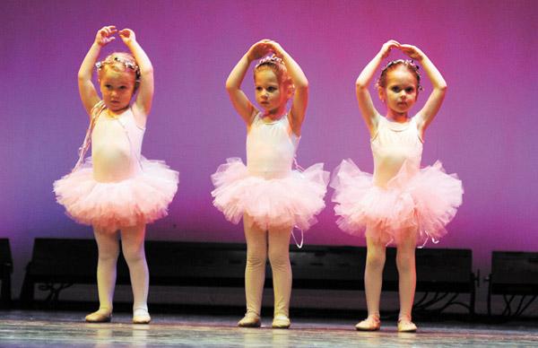 Kids Ballet Dance Classes Elite Dance Studio Edmonton