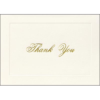 Business Thank You Cards and Blank Business Note Cards