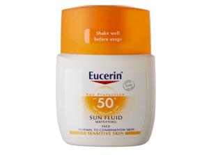 sensitive skin travel - eucerin