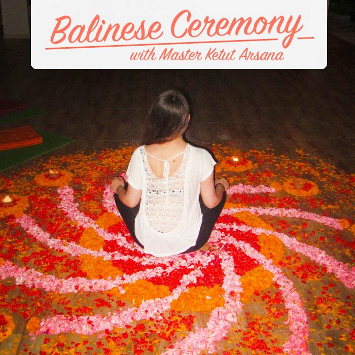 BalineseCeremony