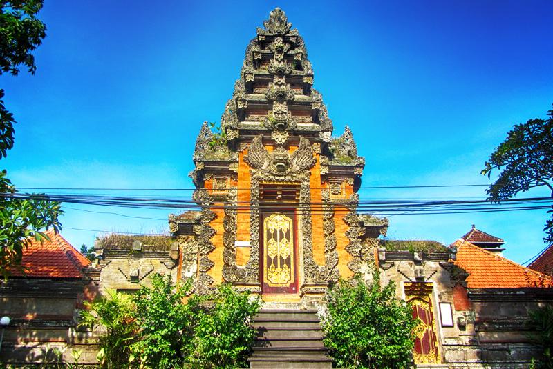 Ubud Bucket List - Temple