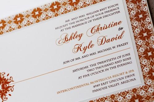 Wedding Invitation Wording For Reception To Follow Matik