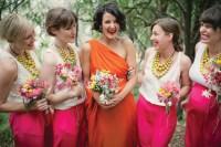 Colorblocked Wedding Inspiration - Elizabeth Anne Designs ...