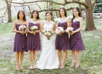 Purple Bridesmaids Dresses - Elizabeth Anne Designs: The ...