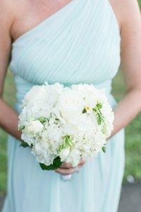 Pale Aqua Bridesmaid Dress - Elizabeth Anne Designs: The ...