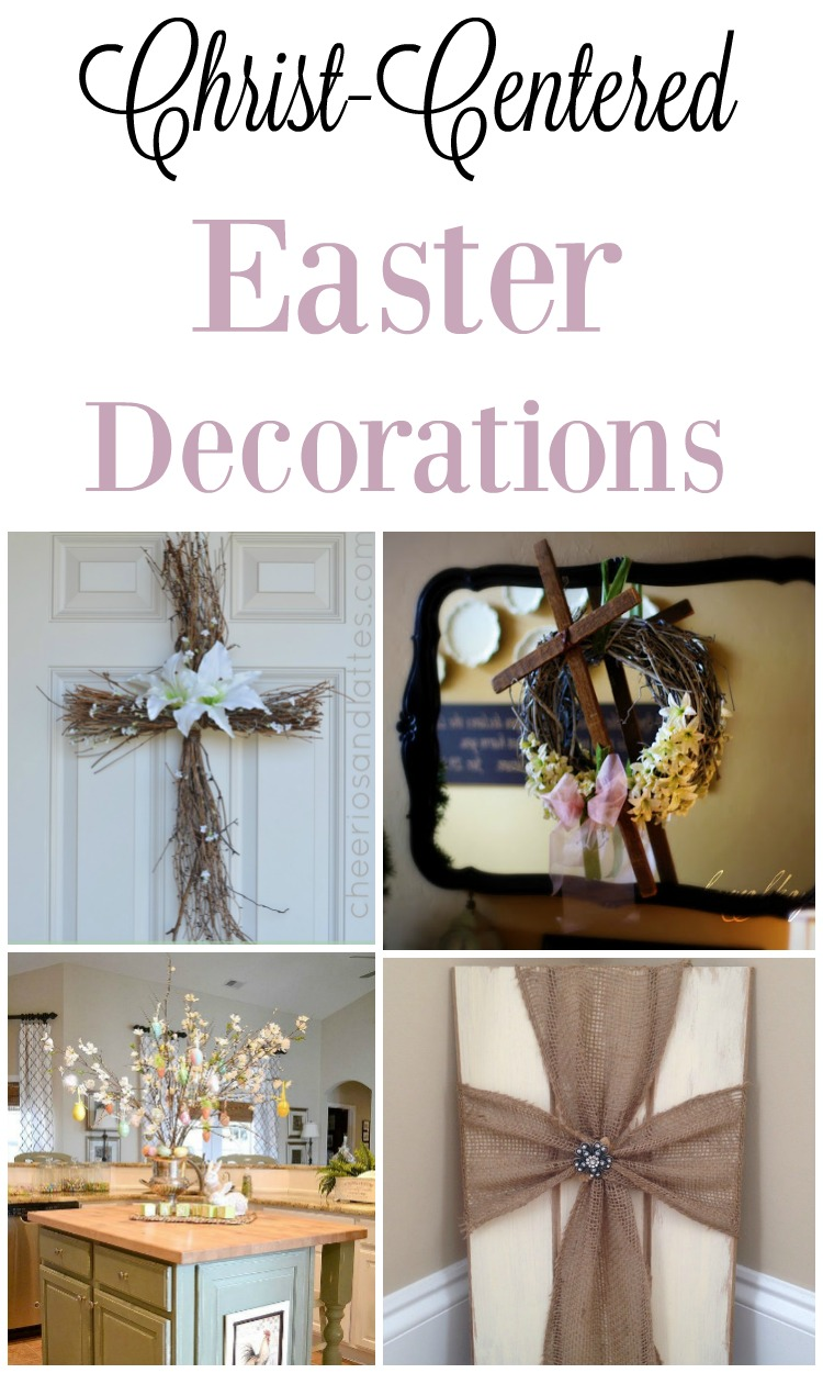 Ways to decorate as a christian this spring in your home