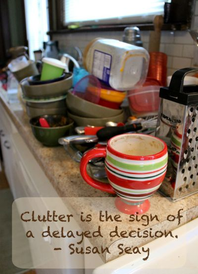 clutter free yourself hebrews 12 elizabeth cravillion