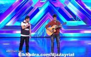 بالفيديو شاب جزائري يبهر اليسا في X FACTOR بجماله شاهد ماذا طلبت منه