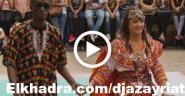 بالفيديو.. قبائليات اليد في اليد مع رعايا أفارقة لمحاربة العنصرية