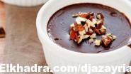 مهلبية بالشوكولاته