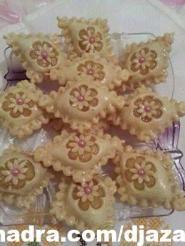 حلويات جزائرية عصرية : حلوى الوسادة
