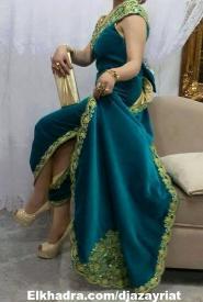 احدث موديلات فساتين تصديرة العروس الجزائرية جديدة روووعه 2017