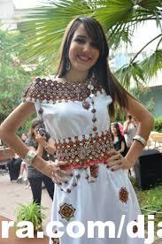 اللباس التقليدي الجزائري القبائلي Algerian traditional dress 2017