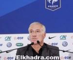 Didier Deschamps à propos de Nabil Fekir