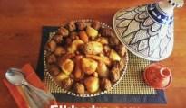 Couscous aux boulettes de viande hachée
