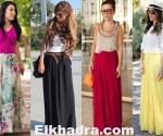 Long-Skirt-Outfits-for-PetiteD-600x400