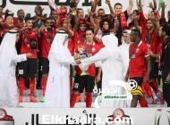 الأهلي يفوز علي العين بهدف وحيد ويحتفظ بلقب سوبر الخليج العربي