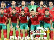 المنتخب المغربي ينهزم امام الاوروجواي وديا بهدف كافاني