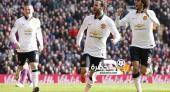 مانشستر يونايتد يحقق فوزا ثمينا على ليفربول ضمن الجولة الـ30 من الدوري الانجليزي