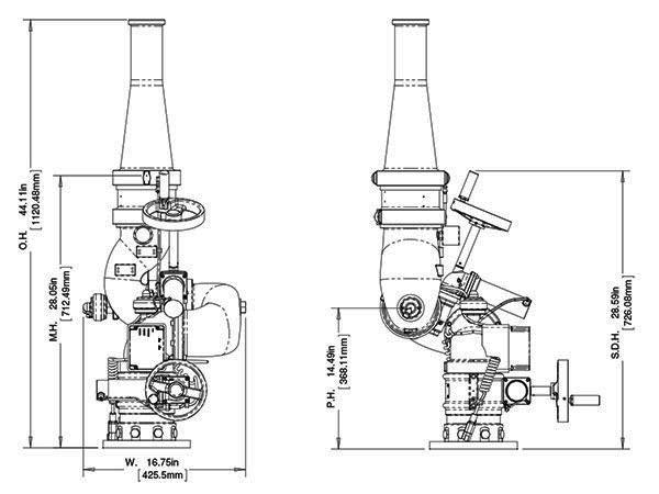 ELKHART SIDEWINDER JOYSTICK WIRING DIAGRAM - Auto Electrical Wiring